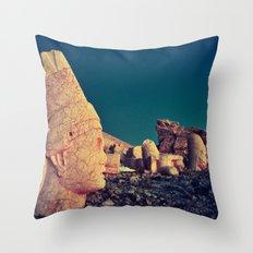 Nemrut I  Throw Pillow