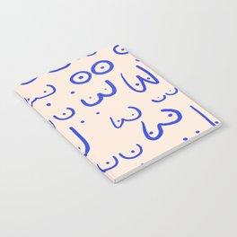 Boobies Notebook