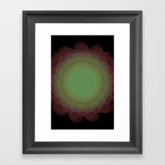 Flower#1 Framed Art Print
