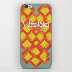 Mitchati Hearts  - Wezteka Union iPhone & iPod Skin