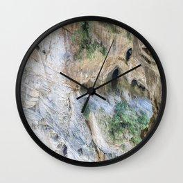 Swallow Grotto Wall Clock