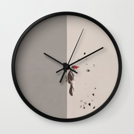 Pica-pau Wall Clock