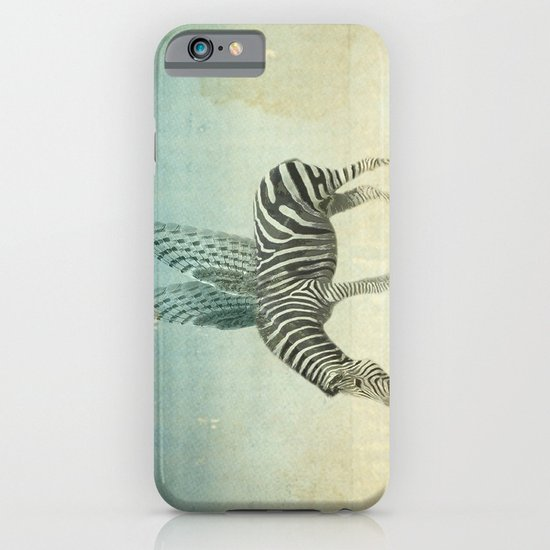 on the wings iPhone & iPod Case