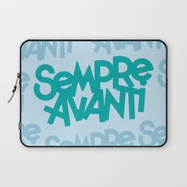 Sempre Avanti Laptop Sleeve