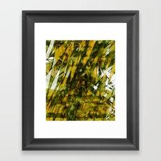 Windy Summer Framed Art Print