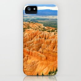 Bryce Canyon LH iPhone Case