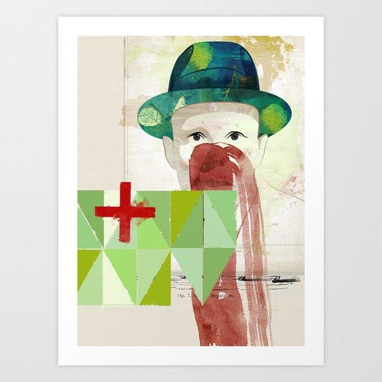 Joseph Art Print