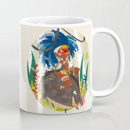 Caipora DIVA Coffee Mug