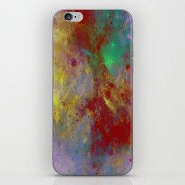 Through The Haze Of Colour iPhone Skin