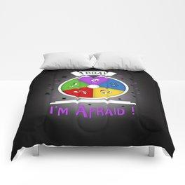I am Afraid Comforters
