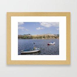La Cabana  Framed Art Print