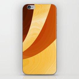 Eleganza 07,golden iPhone Skin