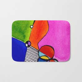 Magical Thinking 7A1 by Kathy Morton Stanion Bath Mat