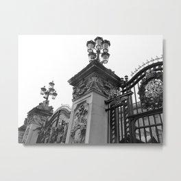 The Palace Metal Print