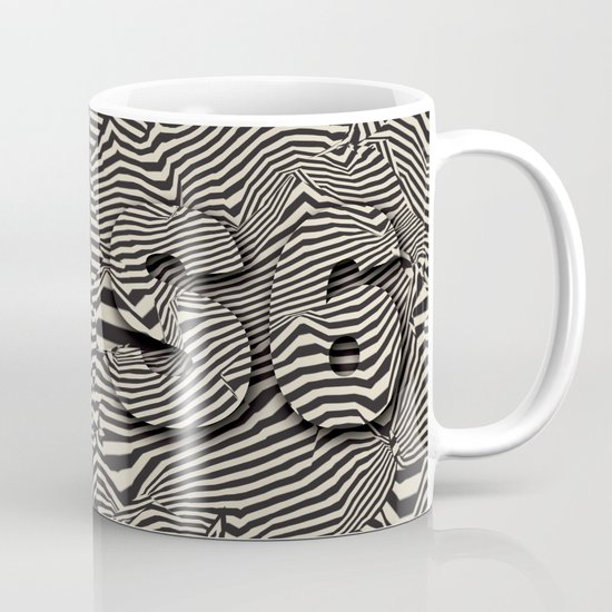 striated Mug
