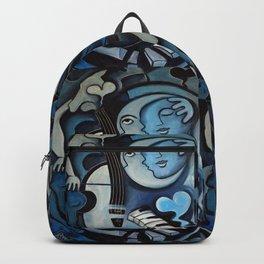 Black & Bleu Backpack