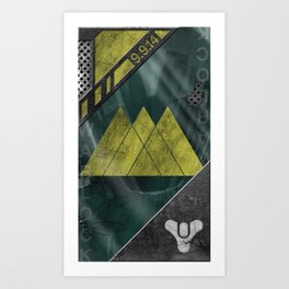 The Warlock Art Print