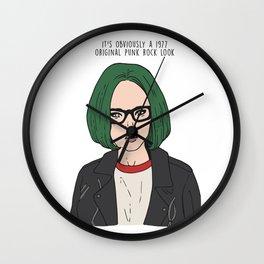 Enid - Ghost World Wall Clock