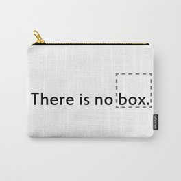 No box Carry-All Pouch