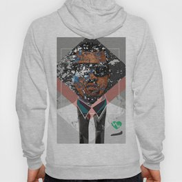 Hip Hop KanyeWest Compilation Minimal Abstract Hoody