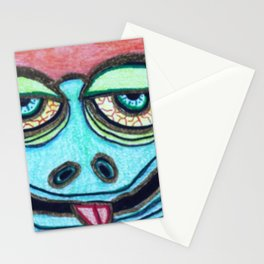 He kissed me and I liked it. Stationery Cards