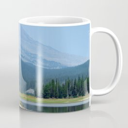 The Blue Cascade Lakes Coffee Mug