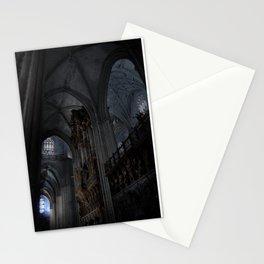 Gothic Light Stationery Cards