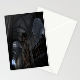 Gothic Light Stationery Cards