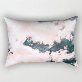 Ocean Clouds - Nature Photography Rectangular Pillow