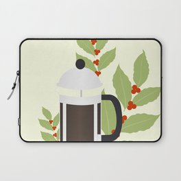 French press Laptop Sleeve