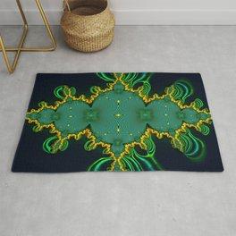 Emerald Art Rug