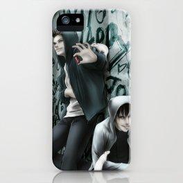 : EVIL BOYS : iPhone Case