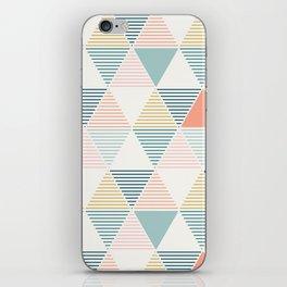 Modern Geometric iPhone Skin