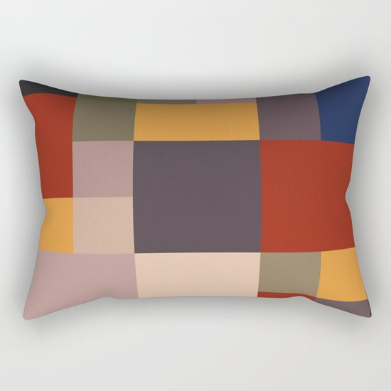 BAUHAUS LIVES Rectangular Pillow