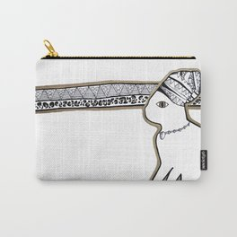 African Kitty Carry-All Pouch