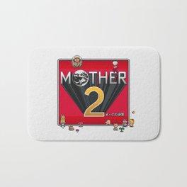Alternative Mother 2 / Earthbound Title Screen Bath Mat