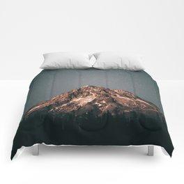 Mount Hood VI Comforters
