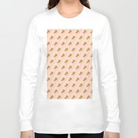 larry Long Sleeve T-shirts featuring Harry & Larry by Awkward Society