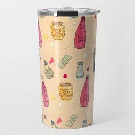 Condiment Café Travel Mug