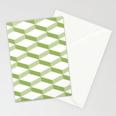 3D 2 Greenery Stationery Cards