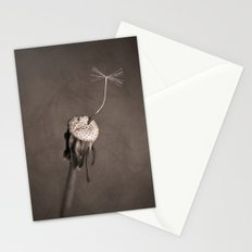 Dancing Dandilion. Stationery Cards
