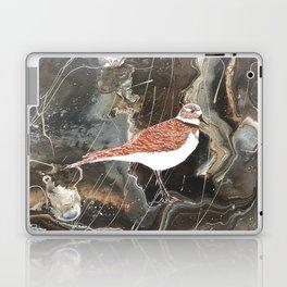 Killdeer bird Laptop & iPad Skin