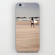 Brazilian Surfer  iPhone & iPod Skin