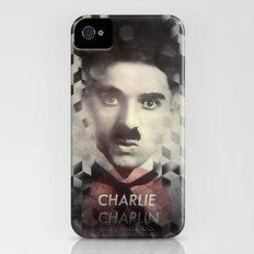 Charlie Chaplin Slim Case iPhone (4, 4s)