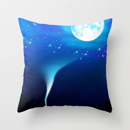 I guess that's why they called it the Blues Throw Pillow