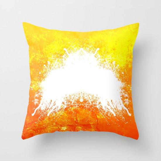 Up & Up Throw Pillow