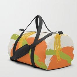 Colorful Brush Strokes AP176-10 Duffle Bag
