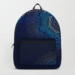 Cosmic Mandala Backpack