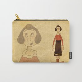 Olive Oyl Carry-All Pouch