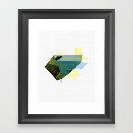 Verano Framed Art Print